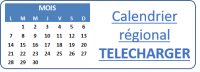 Calendrier regional telecharger