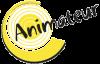 Cible jaune animateur